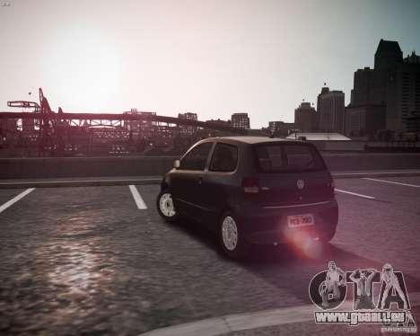 Volkswagen Fox 2011 für GTA 4 hinten links Ansicht