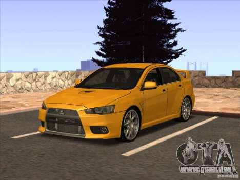 ENB de GTA IV pour GTA San Andreas deuxième écran