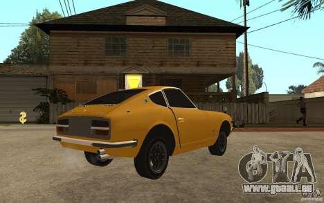 Nissan Z432 für GTA San Andreas rechten Ansicht