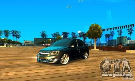 Lada Granta v2.0 für GTA San Andreas