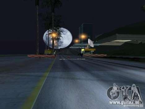Polizeiposten 2 für GTA San Andreas dritten Screenshot