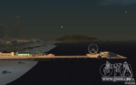 ENBSeries für schwache PC für GTA San Andreas achten Screenshot