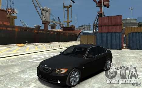 BMW 330i E90 pour GTA 4