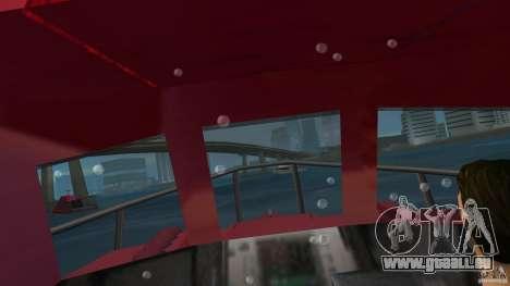 Reefer for Vice City pour une vue GTA Vice City de la droite