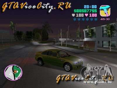 BMW M3 E46 für GTA Vice City