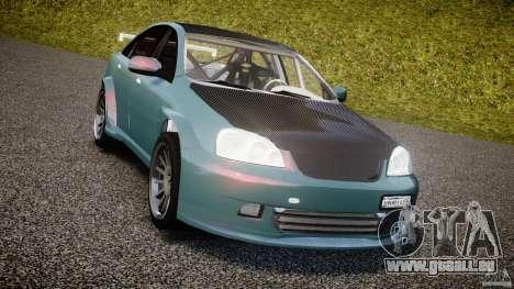 Chevrolet Lacetti WTCC Street Tun [Beta] für GTA 4