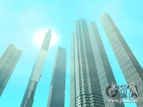 Gratte-ciels à Los Santos pour GTA San Andreas septième écran