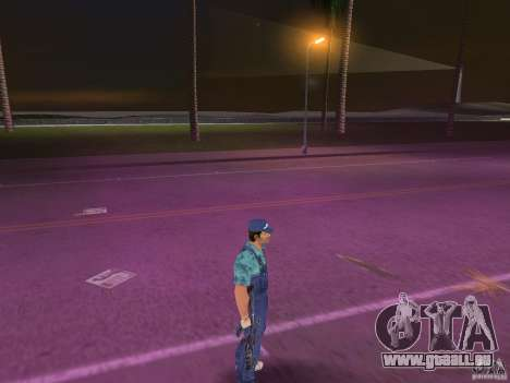 Armes de Pak intérieur pour GTA Vice City dixième écran