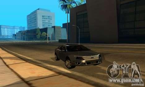 Ford Fusion Sport für GTA San Andreas
