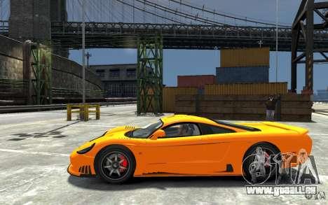 Saleen S7 pour GTA 4 est une gauche