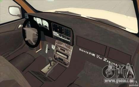 Cadillac Escalade 2004 für GTA San Andreas Rückansicht