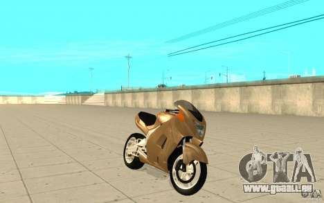 GTAIV TLAD Hakuchou Custom Version pour GTA San Andreas