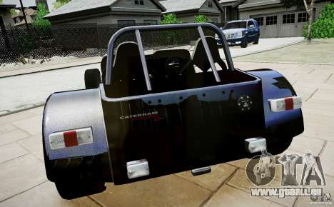 Caterham 7 Superlight R500 für GTA 4 rechte Ansicht
