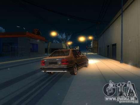 Renault 19 Chamade für GTA San Andreas Seitenansicht