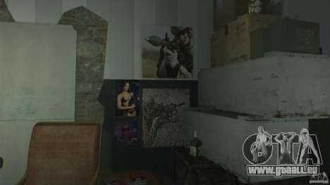 Retextured Broker Gunshop pour GTA 4 sixième écran