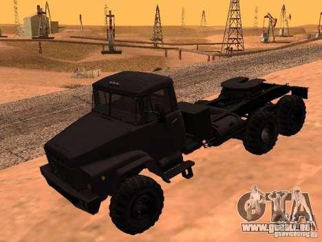 KrAZ 260V für GTA San Andreas