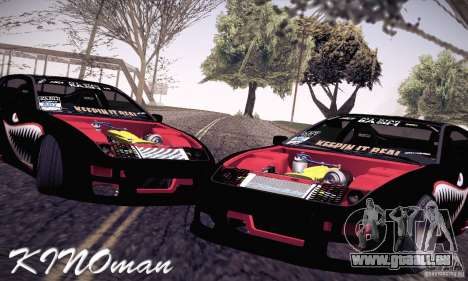 Nissan 300ZX Z32 pour GTA San Andreas