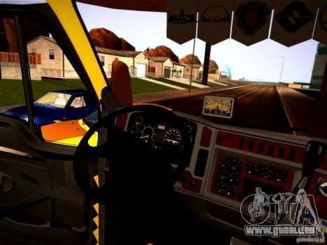 KenWorth T2000 v 2.8 für GTA San Andreas rechten Ansicht