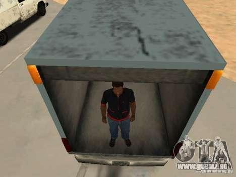 New Mule für GTA San Andreas rechten Ansicht