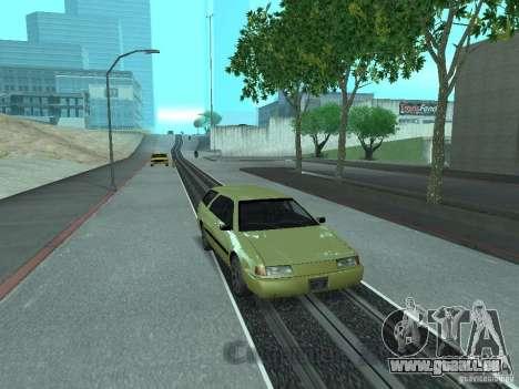 ENBSeries für schwache PC für GTA San Andreas her Screenshot