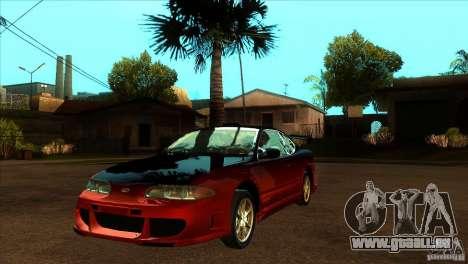 Oldsmobile Alero 2003 für GTA San Andreas Innenansicht