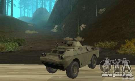 BRDM-2 Edition Standard pour GTA San Andreas