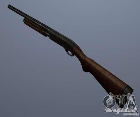 Remington 870AE für GTA San Andreas