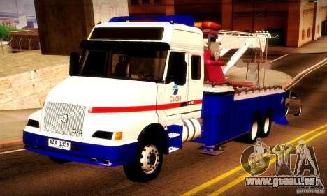 Volvo NH12 Towtruck für GTA San Andreas