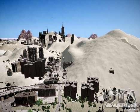 Desert Storm v1.0 pour GTA 4 quatrième écran