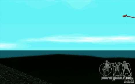 Supernatural ENB V.0.1 für GTA San Andreas zweiten Screenshot