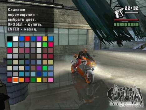Carcols.dat By Russiamax für GTA San Andreas neunten Screenshot