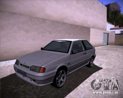Lada Samara 2113 für GTA San Andreas