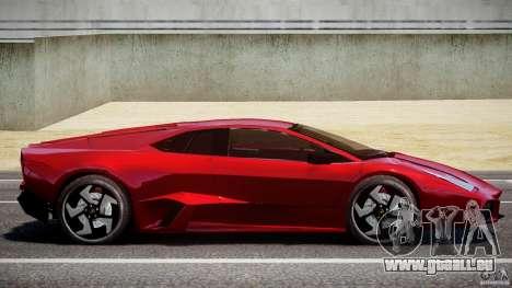 Lamborghini Reventon pour GTA 4 est une gauche