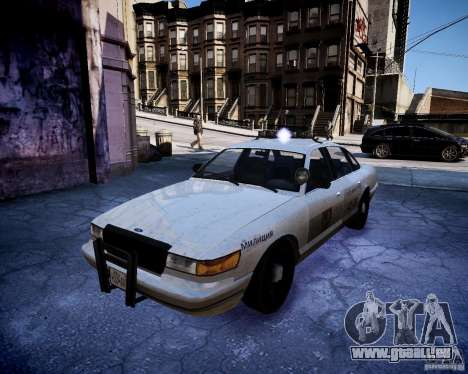 Russian NOOSE Cruiser für GTA 4