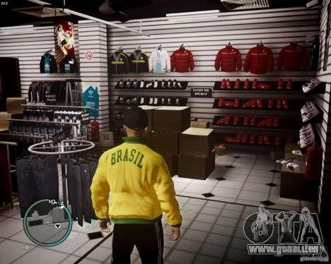 Foot Locker Shop v0.1 für GTA 4 dritte Screenshot