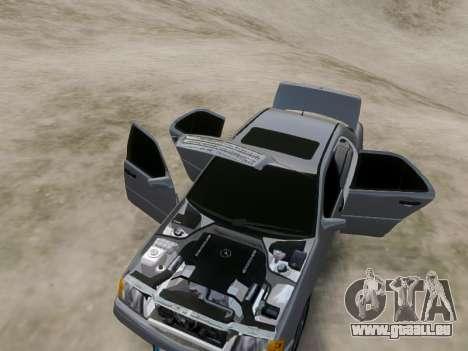 Mercedes-Benz W202 pour GTA 4 est un droit