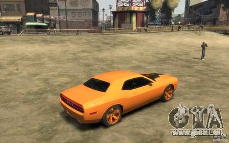 Dodge Challenger Concept für GTA 4 rechte Ansicht
