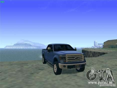 Ford F-150 2013 pour GTA San Andreas
