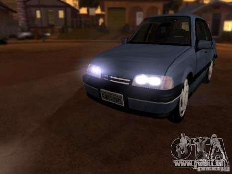 Chevrolet Monza GLS 1996 für GTA San Andreas linke Ansicht