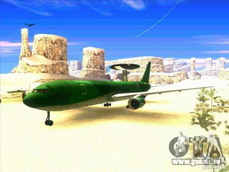 Boeing E-767 pour GTA San Andreas