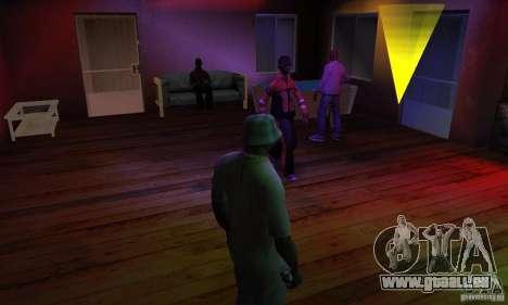 GTA SA Enterable Buildings Mod für GTA San Andreas zwölften Screenshot