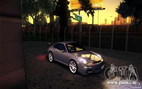 Porsche 911 GT3 (997) 2007 für GTA San Andreas