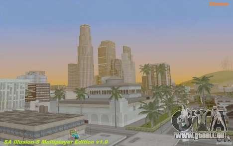SA Illusion-S SA:MP Edition V2.0 pour GTA San Andreas