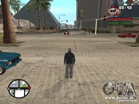 Todas Ruas v3.0 (Las Venturas) pour GTA San Andreas troisième écran