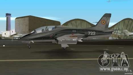 I.A.R. 99 Soim 722 für GTA Vice City zurück linke Ansicht