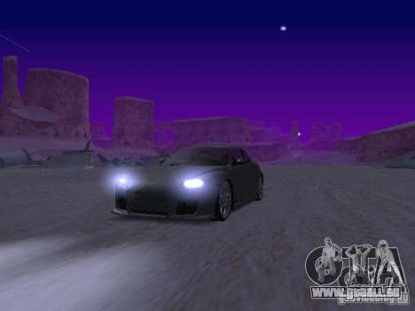 Mazda RX-8 Veilside pour GTA San Andreas