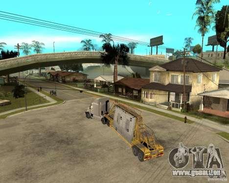 Patch remorque v_1 pour GTA San Andreas vue de droite