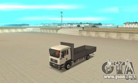 MAN TGL pour GTA San Andreas