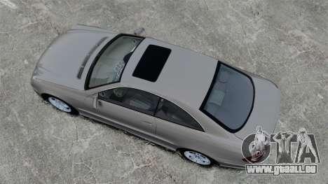 Mercedes-Benz CLK 55 AMG Stock für GTA 4 rechte Ansicht