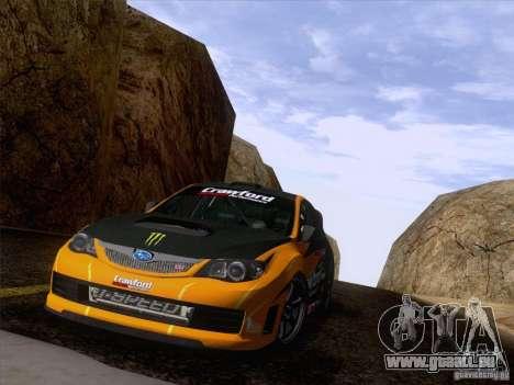 Downhill Drift pour GTA San Andreas neuvième écran